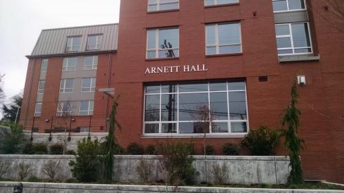Arnett Hall