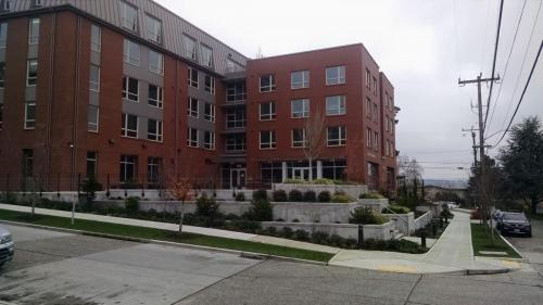 Absher Arnett Hall SPU
