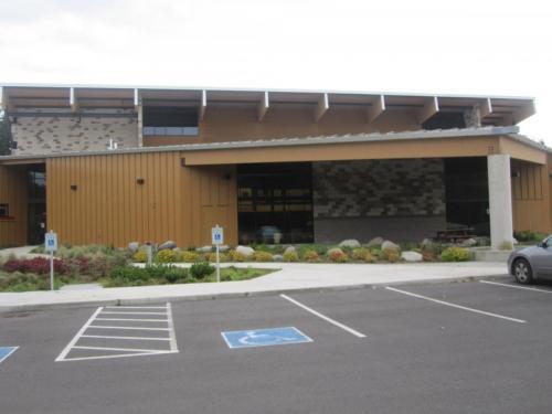 Chehalis Tribal Center 3