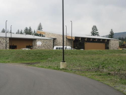Chehalis Tribal Center 4